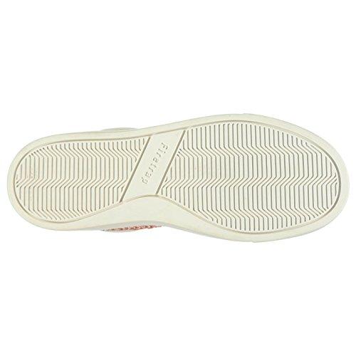 Firetrap Joy Hi Top Turnschuhe Damen Weiß Casual Sneakers Schuhe Schuhe