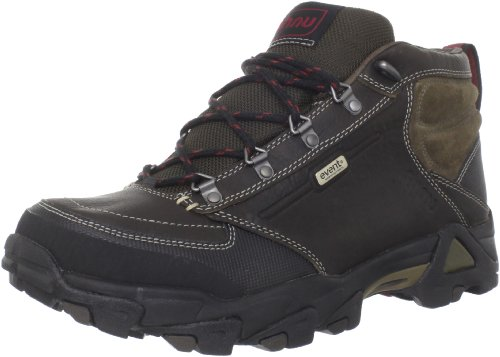 Ahnu Mens Elkridge Scarponcini Da Trekking Smokey Brown