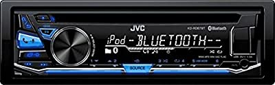 JVC KDRD87BT iPod and Android USB/CD Receiver with Bluetooth by JVC
