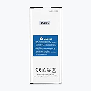 Anker Replacement Battery for Samsung Galaxy Note 4 N910, N910U 4G LTE, N910V(Verizon), N910T(T-Mobile), N910A(AT&T), N910P(Sprint), 3220mAh Li-ion Battery [NFC/Google Wallet Capable]