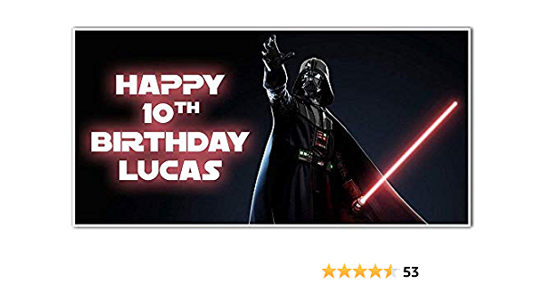 star wars birthday party jedi star wars backdrop banner party supply jedi banner clipart digital printable star wars party decoration