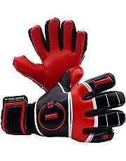 Luva Goleiro Profissional N1 Goalkeeper Beta Elite Red Shadow