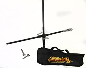 The Perfect CampfireGrill Cooking Dangler for Pots and Dutch Ovens