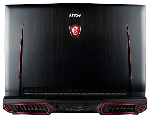 SHOPUS   CUK MSI GT75 Titan Extreme Gaming Laptop (Intel i9