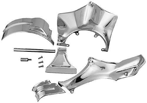 04-09 HONDA VTX1300C: Kuryakyn Engine Case Cover (Honda Vtx1300c Accessories compare prices)
