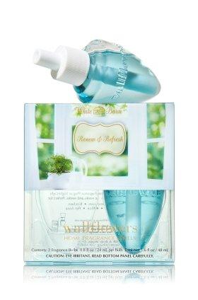 Bath & Body Works White Barn Renew & Refresh Wallflowers Home Fragrance Refill