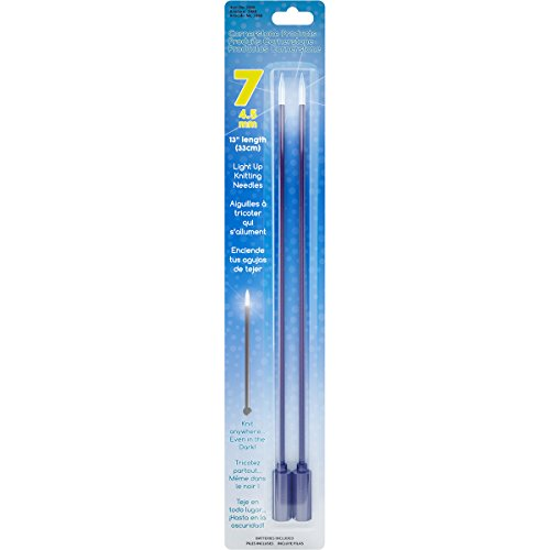 Cornerstone Products 3988 Lite Knitting Needles-Size 7