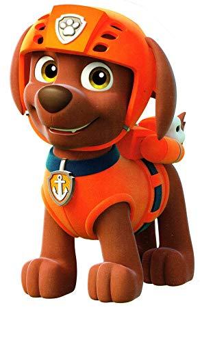 Amazon Com 6 Inch Zuma Paw Patrol Pup Wall Decal Sticker Pups Puppy