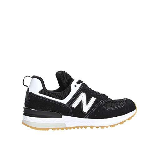 Balance PS574ML Noir New Enfant Sneaker FS5cwq
