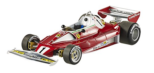 Hot Wheels Elite Ferrari 312 T2 Niki Lauda Montecarlo GP 1976 Vehicle (18 Mattel Ferrari)