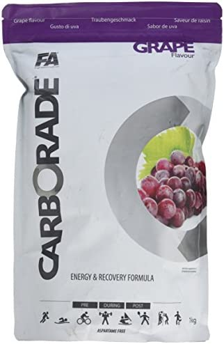 FITNESS AUTHORITY Carborade Grape, 1000 g