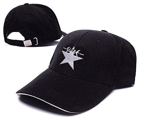 debang-slime-rock-band-slime-star-hat-embroidery-baseball-cap