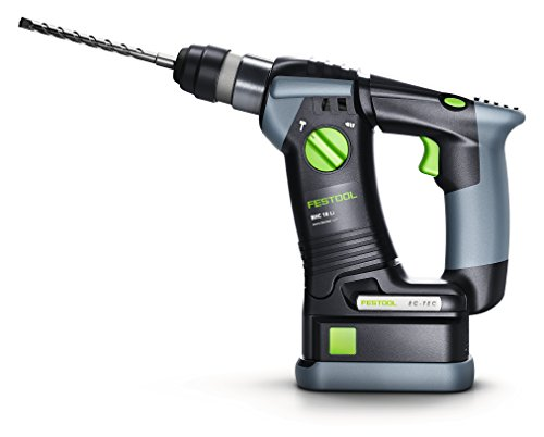Festool BHC18Li5.2 Set 564598 Cordless Hammer Drill by Festool