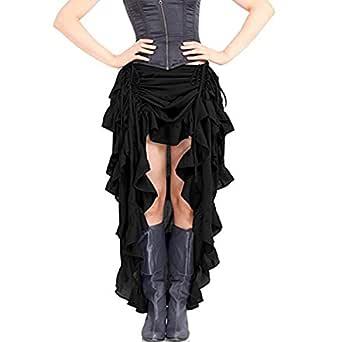 Faldas De Mujer Chic Moda De Chicas Primavera Verano Playa Moda ...