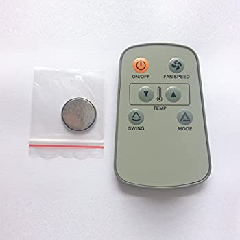 Amazon Com Replacement Union Aire Air Conditioner Remote