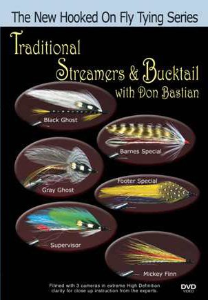 Traditional Streamers & Bucktails ()