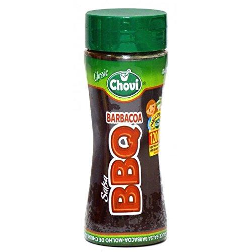 Salsa Barbacoa Chovi Botella 300 G