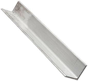 "Aluminum Angle 6061 T6 2/"" x 2/"" x 1//4/"" wall x 36/"""