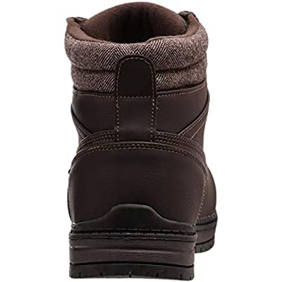 WHITIN Men's Insulated All-Weather Boots | Hiking Boots