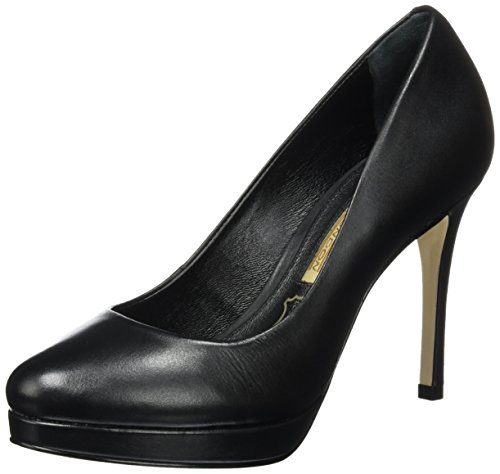 de Tacón Nappa para 01 London Negro Buffalo 16 7906 Zs Zapatos Mujer Black x6wWYIFBq0