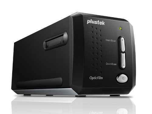 Plustek OpticFilm 8200i Ai Film & Slide Scanner by Plustek