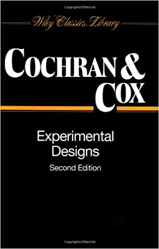 Amazon.com: Experimental Designs, 2nd Edition (9780471545675 ...