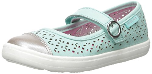 Stride Rite Poppy Mary Jane (Toddler/Little Kid), Turquoise, 11.5 M US Little Kid by Stride Rite