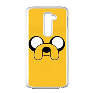 Yellow Lovely Snoop Dogg Cell Phone Case for LG G2