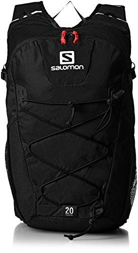 SALOMON Evasion 20 Mochila, Unisex, Negro, 20 L: Amazon.es: Deportes y aire libre