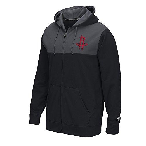 Houston Rockets Full Zip Jacket, Rockets Zip-up Jacket