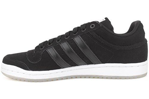 Adidas Top Ten Mín la zapatilla de deporte de la manera, 7,5 CBlack-Ftw-CBlack