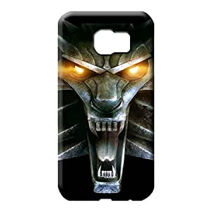 samsung galaxy s6 mobile phone carrying cases Protector Slim High Quality phone case video games the witcher wolves