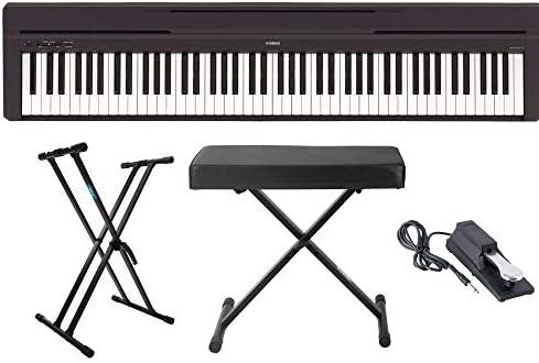 Yamaha Digital Keyboard Adjustable Sustain