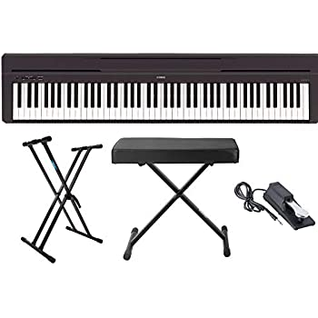 yamaha ypg535 portable grand piano musical instruments. Black Bedroom Furniture Sets. Home Design Ideas