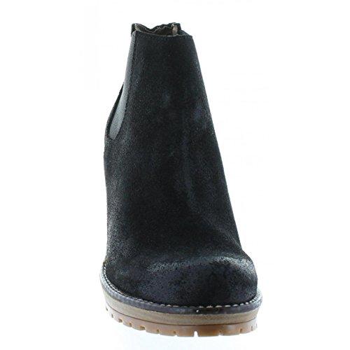Stiefel für Damen MTNG 93167 WAX NEGRO