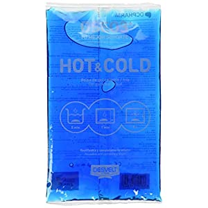 Dderma 52419 - Bolsa gel frio-calor, 140x240 mm 24