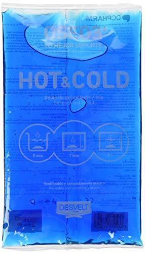 Dderma 52419 - Bolsa gel frio-calor, 140x240 mm 1