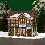 Department 56 Dickens' Village Plumstead Market House