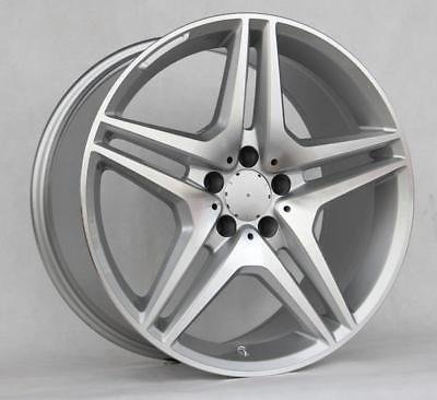19'' wheels tire package for Mercedes C-Class C250 300 350 2008-16 (19' Wheel And Tire Packages)