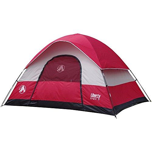 GigaTent Liberty Trail 3 10' x 8' 4-5 Person 3 Season Dome Tent