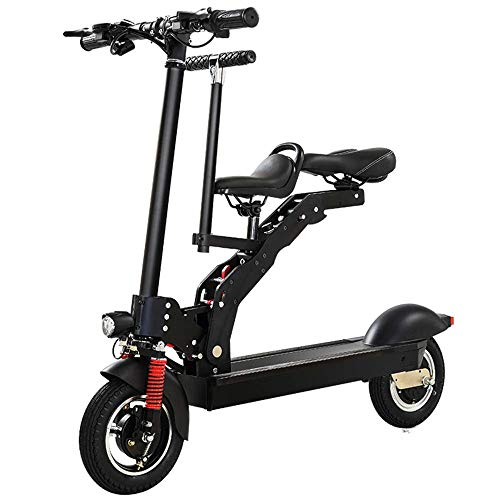 Folding Electric Scooter, Portable Adult Mini Bicycle for sale  Delivered anywhere in Canada