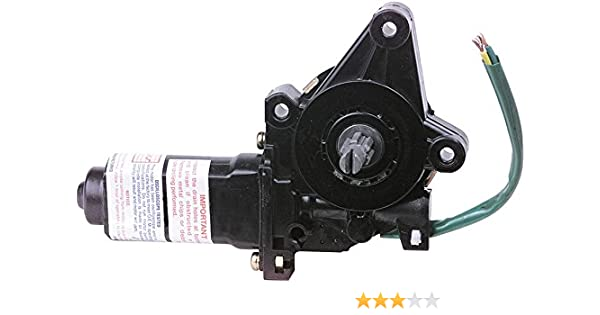 Cardone 42-20 Remanufactured Domestic Window Lift Motor