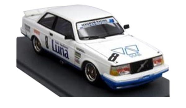 Amazon.com: NEO 1/43 Volvo 240 Turbo Magnum Racing ETCC (1985) (japan import): Toys & Games