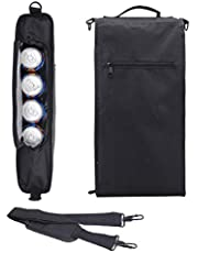Golf Cooler Bag - Insulated Golf Cooler Holds 6 Pack of Cans or Two Bottles of Wine, Cooler Bag for Golfing/Beach Days/ Picnic/Traveling and More   Golf Accessories for Men