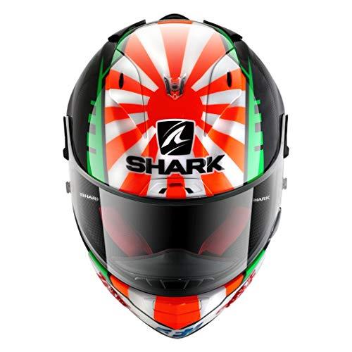 (SHARK Helmets RACE-R PRO Zarco)