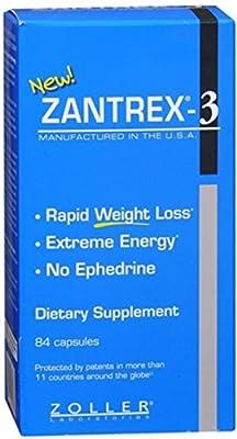 Zantrex-3 Capsules 84 Capsules