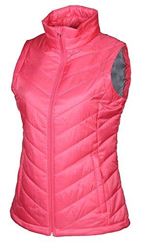 (Columbia Women's Morning Light III Omni Heat Vest Camellia Rose (S))