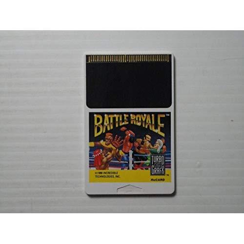 Amazon.com: Battle Royale TG16 Turbo Grafx 16: Video Games