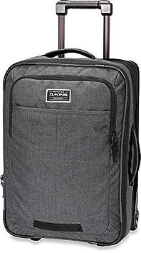 Black Unisex adulto 42 L+ Dakine Status Roller Bolsa de viaje trolley para port/átil