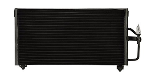 Automotive Cooling Brand A/C AC Condenser For Mitsubishi Galant 4965 100% Tested